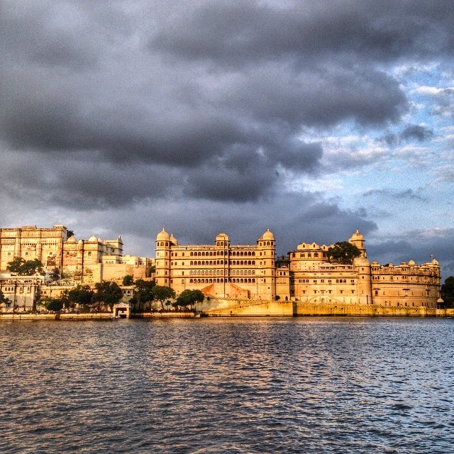 Sunset - Udaipur
