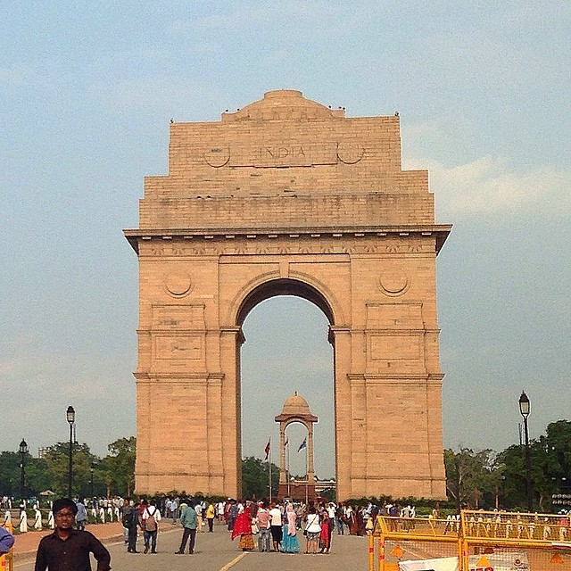 India Gate, New Dehli
