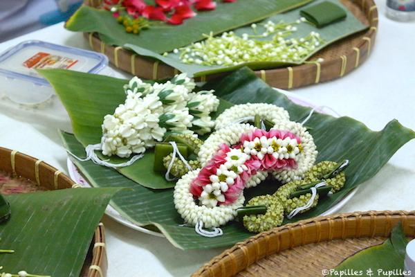 Art floral thaÏ