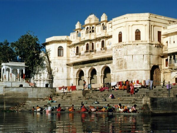 Ghats, Udaipur