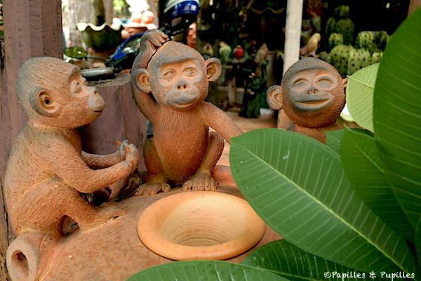 Les poteries de Dan Kwian