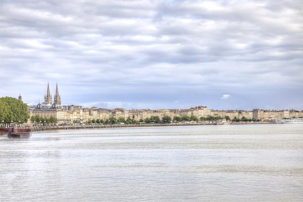 Les quais - Bordeaux