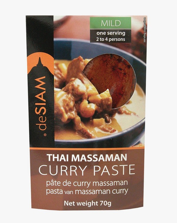 Pâte de curry Massaman - Grande Epicerie