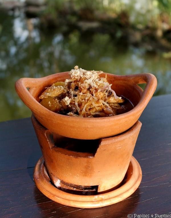 Poulet au curry Massamn