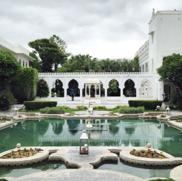 Taj Lake Palace Hôtel - Udaipur, Rajasthan