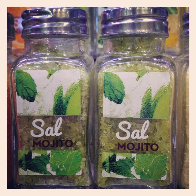 Sel parfum Mojito - Vous en rêviez ils l'ont fait !
