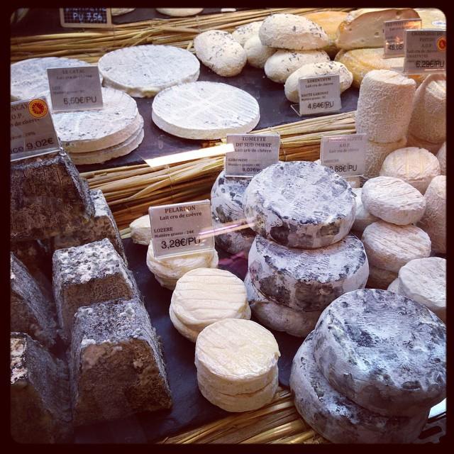 La ronde des fromages