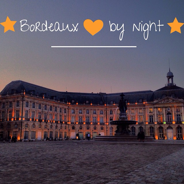 From Bordeaux with love