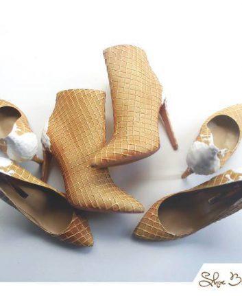 Chaussures Gaufres ©ShoeBakery