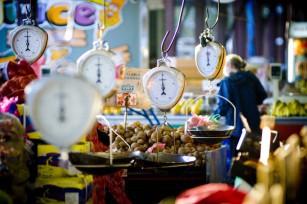 Couleurs et saveurs du Queen Victoria Market