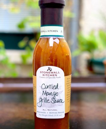 Curried mango grille sauce - Stonewall kitchen