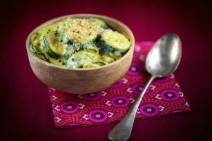 Curry de courgettes