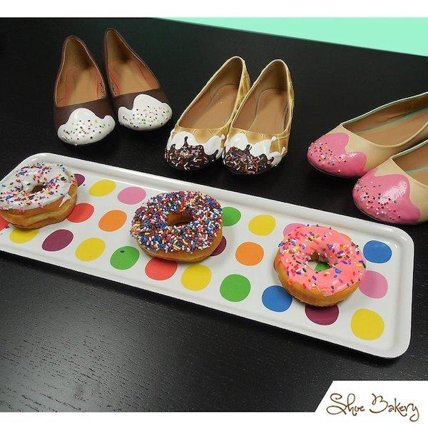 Donut Friday ©Shoe Bakery