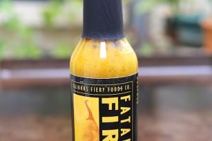 Fatalii Fire Hot Sauce - Sauce Fatalii fire