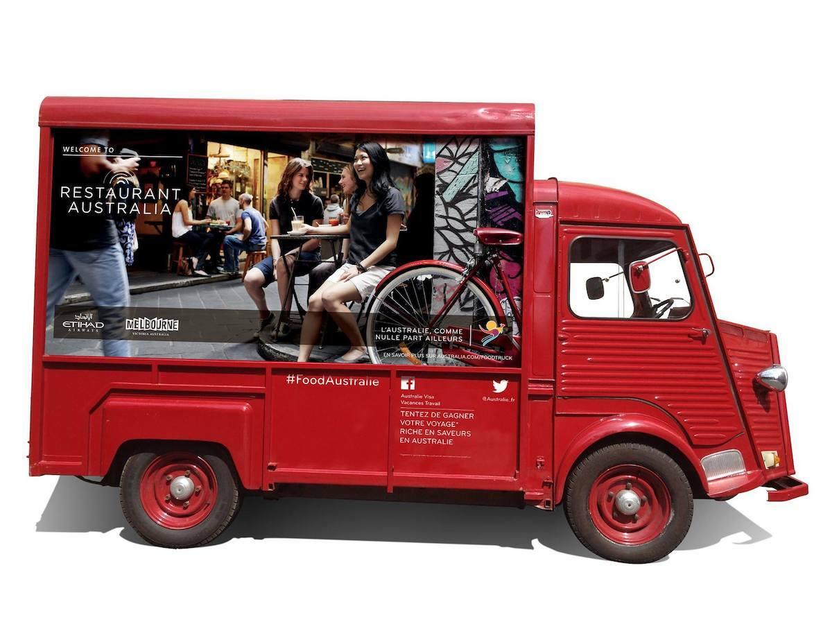 Food Truck Australie