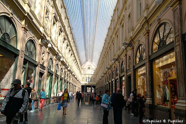 Galeries royales, Bruxelles