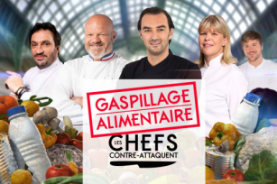 Gaspillage alimentaire - Les chefs contre attaquent
