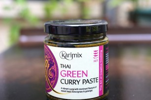 Pâte de curry vert Karimix