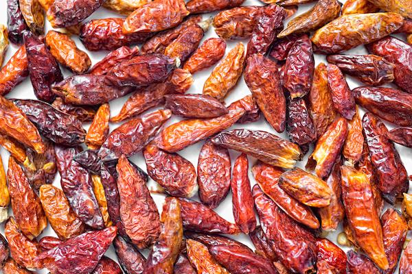 Piment de Cayenne ©Gitanna shutterstock