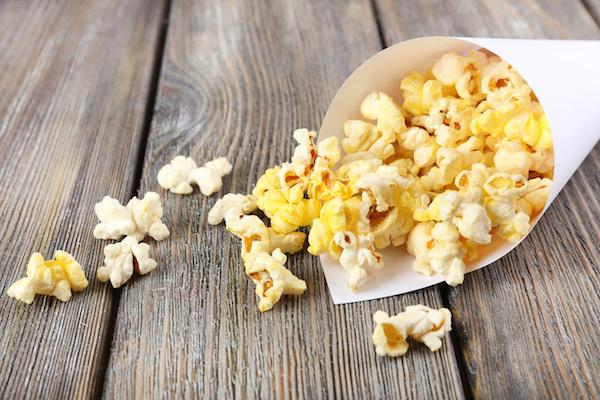 Popcorn ©Africa Studio shutterstock