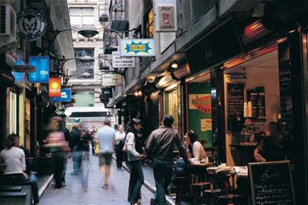 Secrets gourmands des laneways de Melbourne