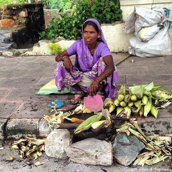 Street Food - Udaipur - Inde