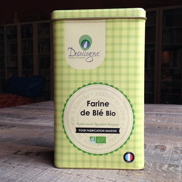 Farine bio Decollogne