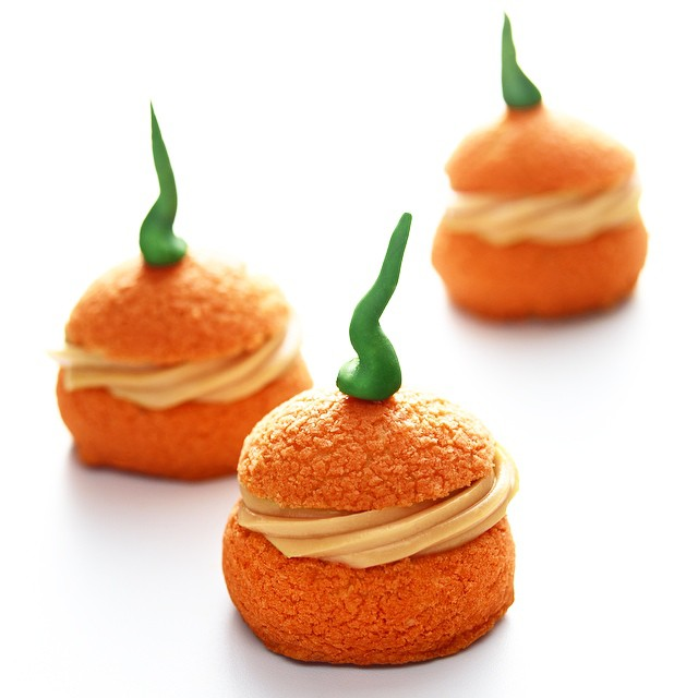 Chou chou Halloween - Gâteaux Thoumieux