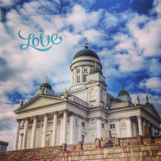 Église Luthérienne - Helsinki, Finlande