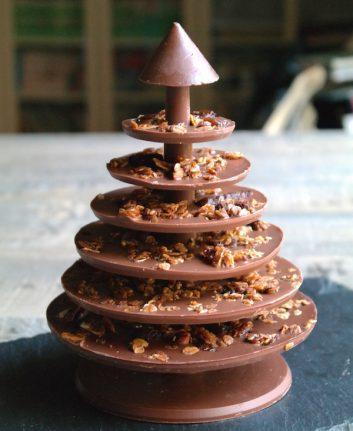 Arbre en chocolat - Alain Ducasse