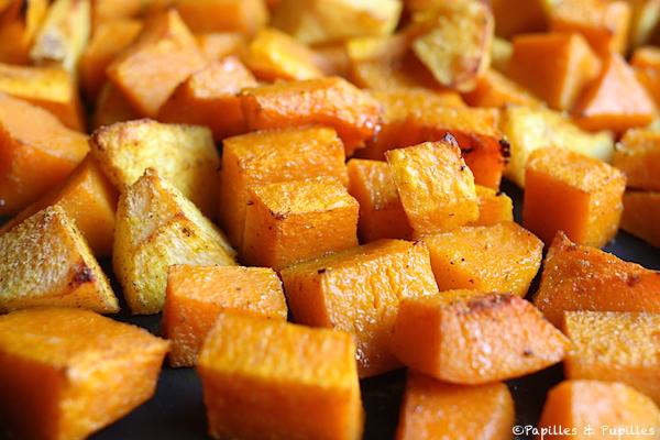 Recette quasi de veau butternut et coing aux pices douces - Quand recolter les butternut ...