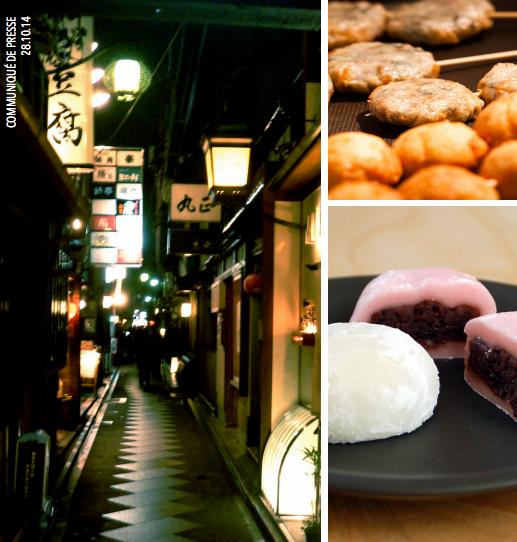 La cuisine traditionnelle Kyotoïte