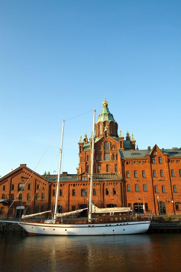 Cathédrale Helsinki Skreidzeleu Shutterstock