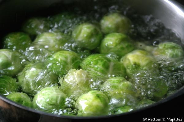 Comment cuisiner des choux de bruxelles - Comment cuisiner des choux de bruxelles en boite ...