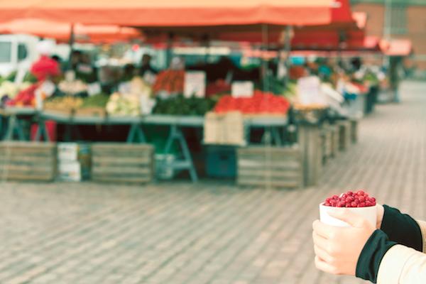 Hakaniemi Market - Helsinki - ©VisitFinland