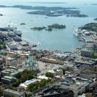 Helsinki vu du ciel ©Visit Finland