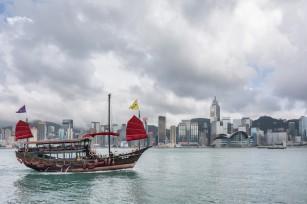 Hong Kong ©elwynn shutterstock