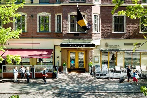 Klaus K Hôtel ©Klaus K Hôtel