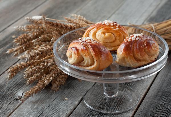 Korvapuusti - Petits pains à la cannelle ©VisitFinland