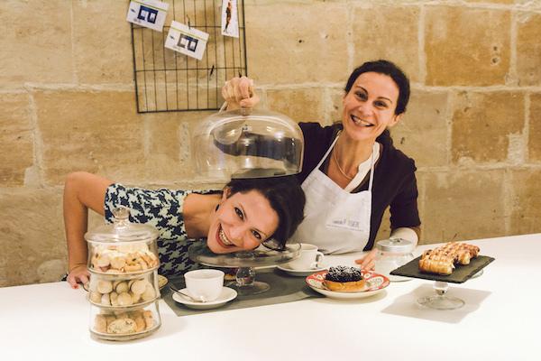 Des cours de cuisine italienne paris avec eleonora galasso - Cours de cuisine italienne ...