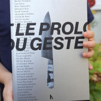 Le Prolongement du geste - Laurent Dupont