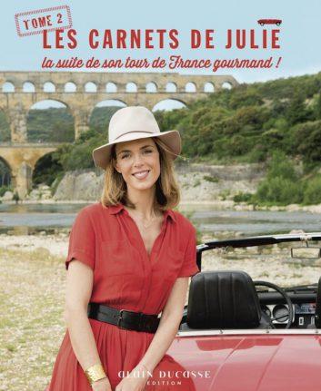 Les Carnets de Julie - Julie Andrieu