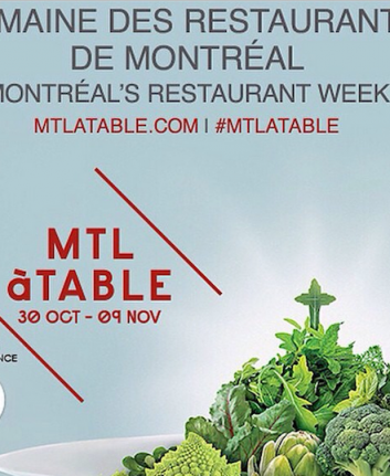 MTL à table