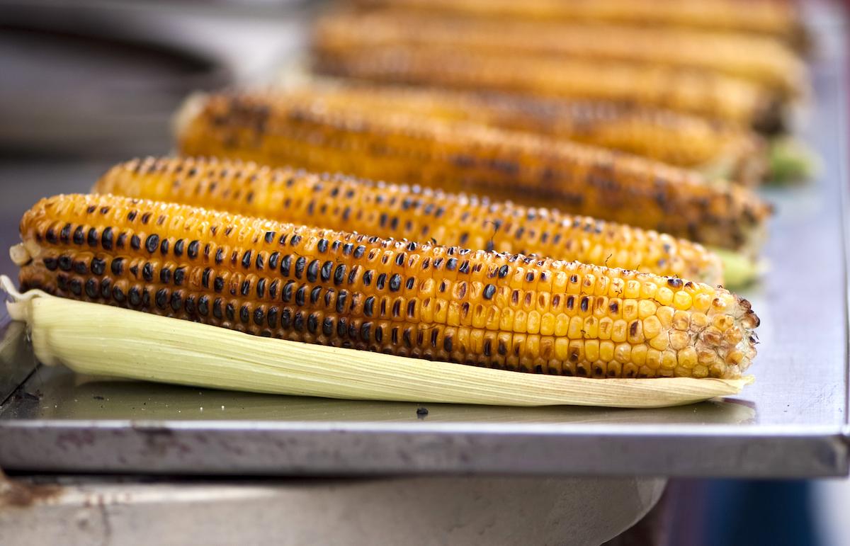 Maïs grillé © Cartela shutterstock