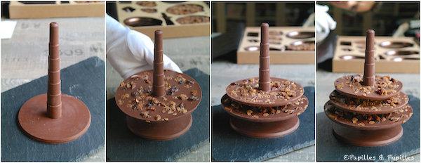 Montage Sapin en Chocolat - 1