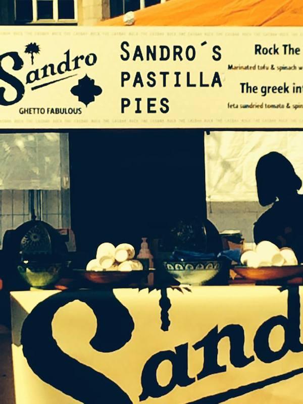 Sandro Pastilla Pies