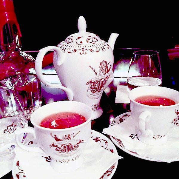 Tea time Punch  ©Venla Männistö