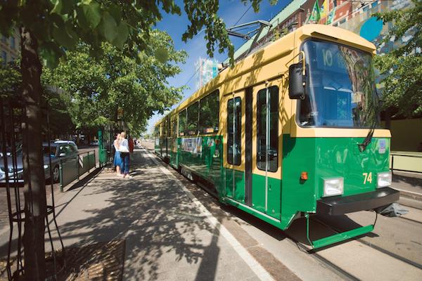 Tramway Helsinki ©Visit Finland