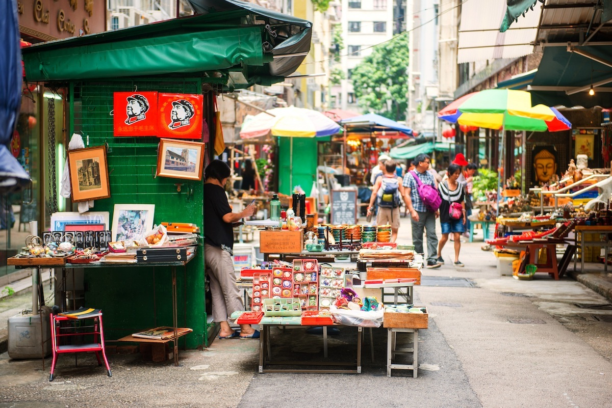 Hong Kong © Hong Kong Tourism Board - Old Town Central