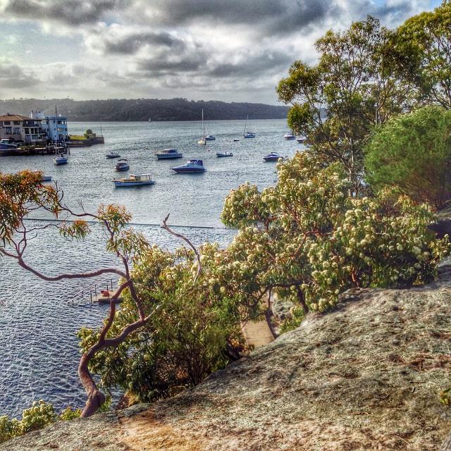 The sea, Sydney, Australia